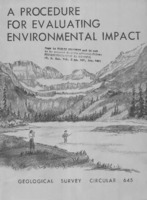 A procedure for evaluating environmental impact