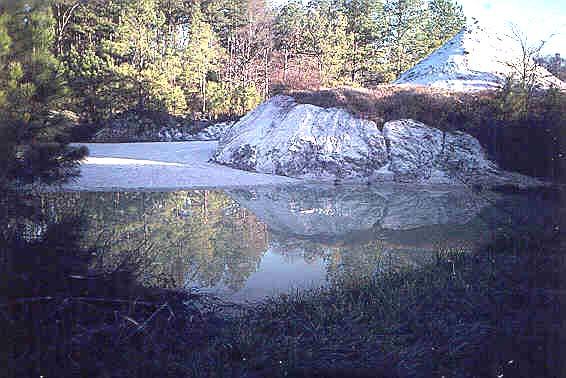 Falling Creek Near Juliette Georgia - Juliette georgia map
