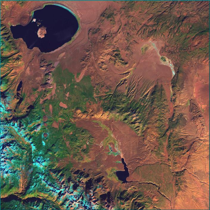 Long Valley Caldera Gis Database