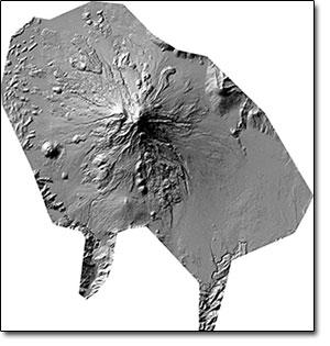 Usgs Data Series 852 Digital Topographic Data Based On Lidar Survey