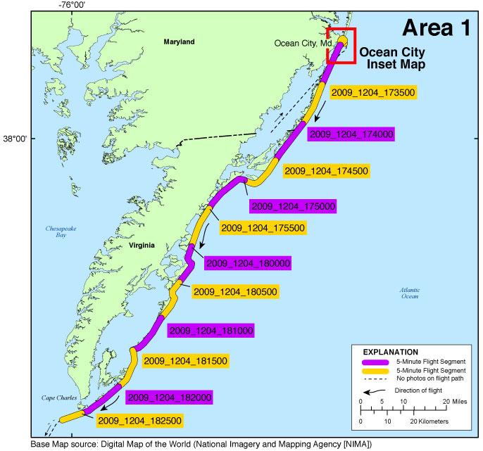 09ach03 Photos And Maps Post Nor Ida Coastal Oblique Aerial