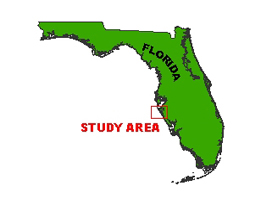 Siesta Key Florida Map.Archive Of Digital Chirp Seismic Reflection Data Collected During