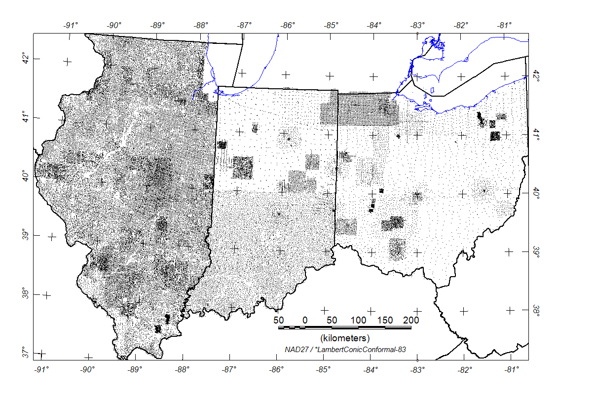 Image Result For Ohio Map