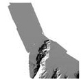 Shaded-relief bathymetry of Hueneme Canyon and Vicinity