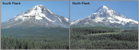 mount hood history and hazards of oregon s most recently active