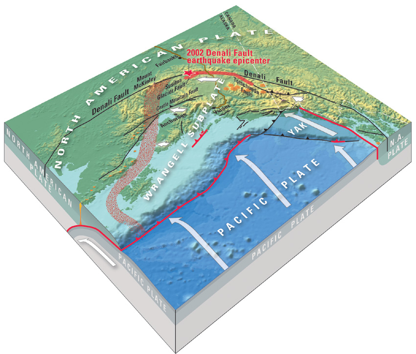 Why Do Earthquakes Occur in Southern Alaska?