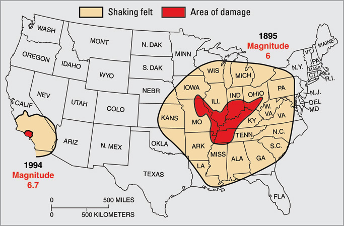 The USGS Earthquake Hazards Program in NEHRP Investing in a Safer