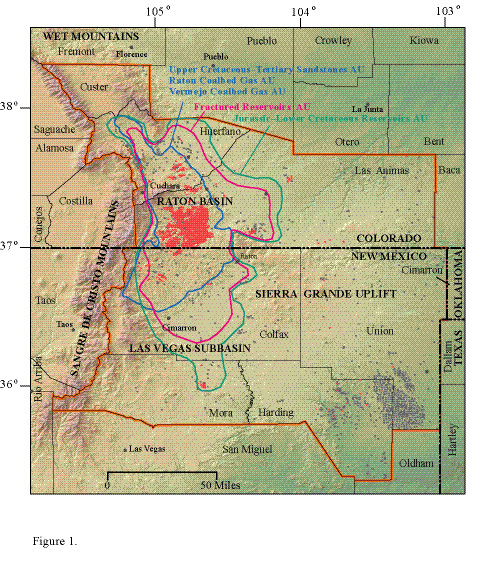 Colorado Oil And Gas News: Assessment Of Undiscovered Oil And Gas Resources Of The