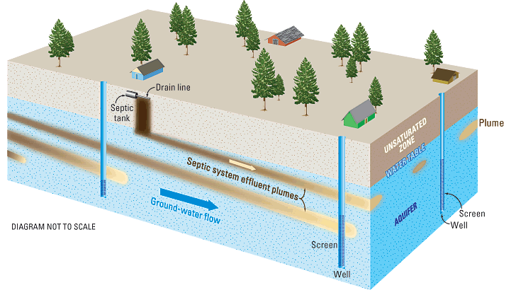 Questions And Answers About The Effects Of Septic Systems