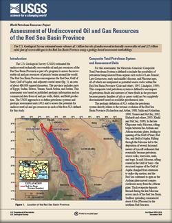 USGS Fact Sheet 2010-3119: Assessment of Undiscovered Oil