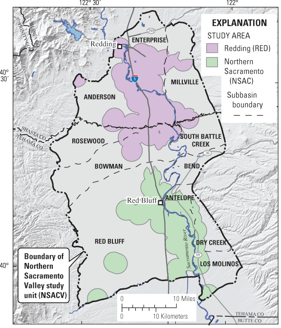 Usgs Fact Sheet 20113004 Groundwater Quality In The Northern
