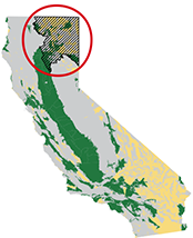 U S Geological Survey And The California State Water Resources Control Board Groundwater Quality In The Cascade Range