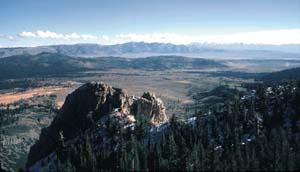 living with a restless caldera long valley california volcano