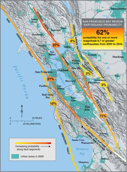 Putting Down Roots in Earthquake Country—Your Handbook for the San