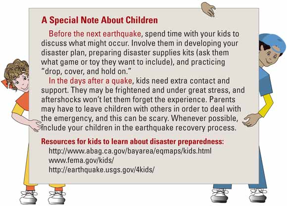 Putting Down Roots In Earthquake Country Your Handbook For The San