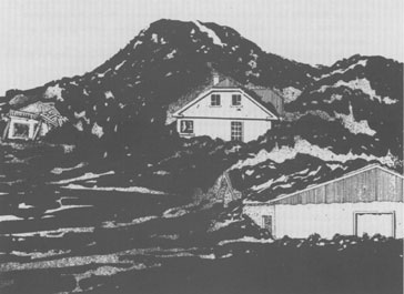 Admirable Man Against Volcano Heimaey Iceland Download Free Architecture Designs Xoliawazosbritishbridgeorg