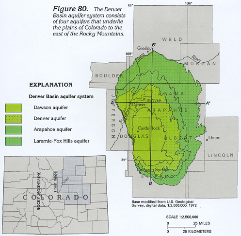HA 730C Denver Basin aquifer system
