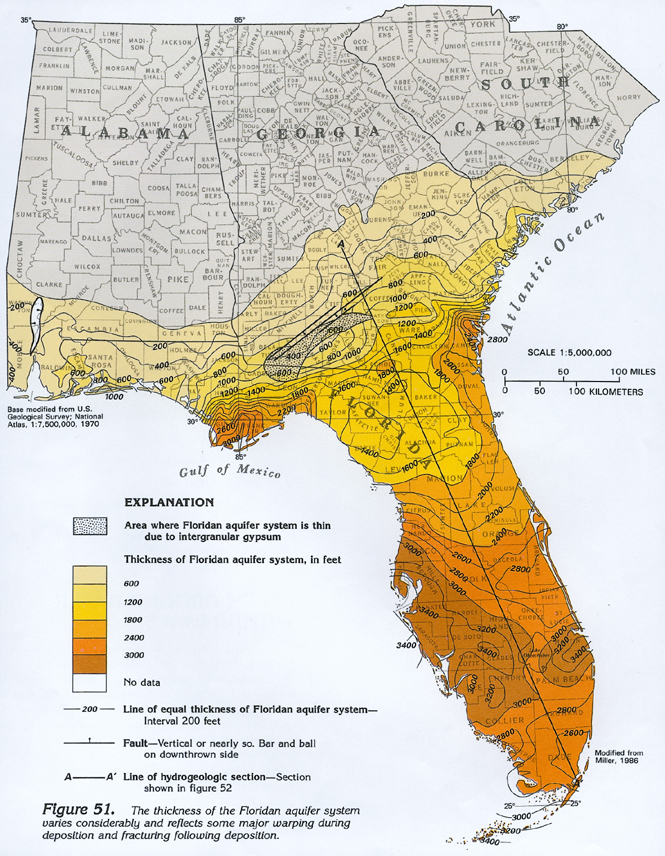 past and present of the kissimme river system in florida Past data at all surface inflow and  for application to the kissimmee valley system  analysis for the kissimmee river basin florida water.