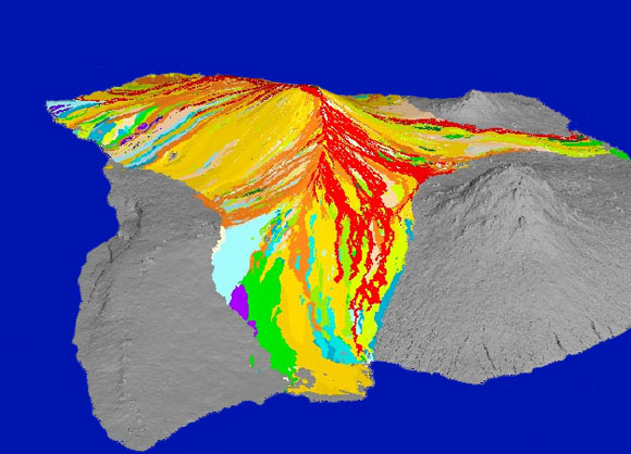 Mauna Loa - New World Encyclopedia |Mauna Loa World Map