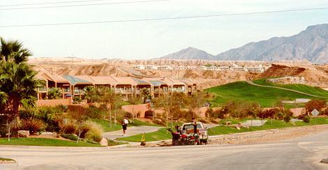 USGS Open-File Report 96-0676: Geology of Mesquite quadrangle, Clark ...