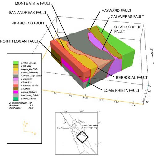diagram of fault usgs ofr 01-223: 3d geologic maps and visualization a diagram of a cochlea spiral organ region of