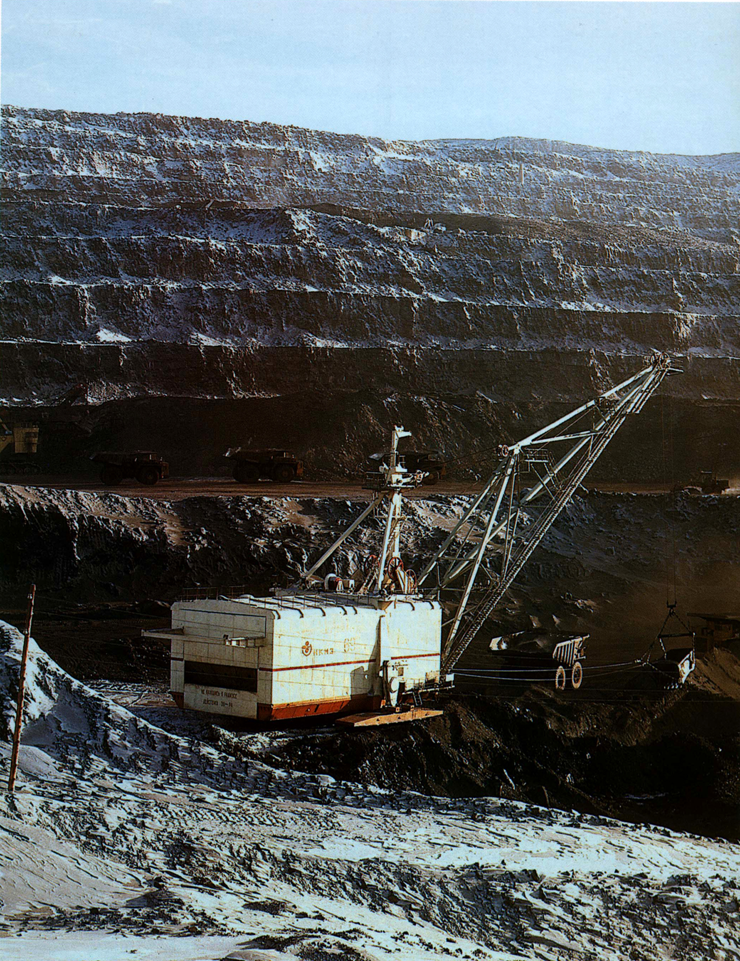 a research on the mining of bituminous coal Bituminous: bituminous coal is a middle rank coal between  anthracite is not as commonly mined as other ranks of coal  learn more about our coal research .
