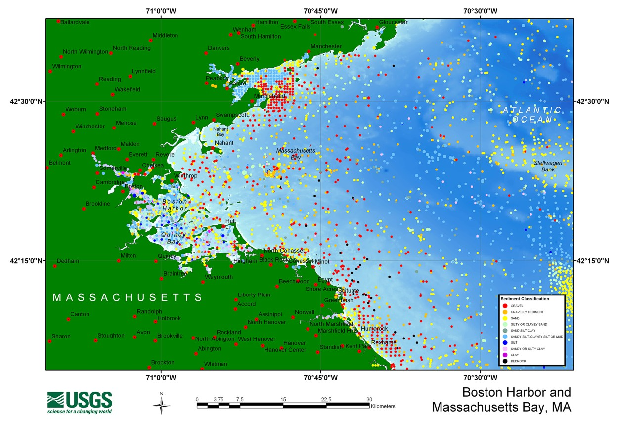 USGS OpenFile Report 03001 Browse Maps