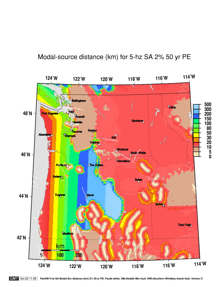 OFR03440 Deaggregation of US Seismic Hazard Sources The 2002