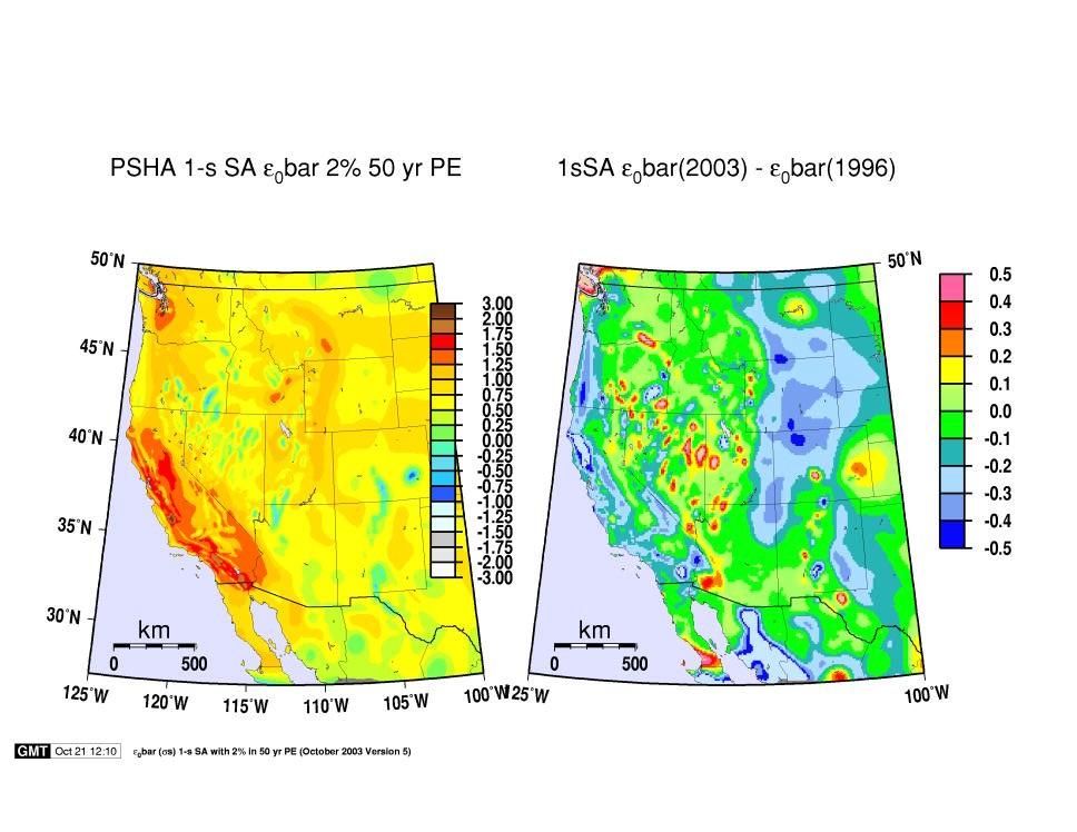 OFR Deaggregation Of US Seismic Hazard Sources The - Us seismic hazard map
