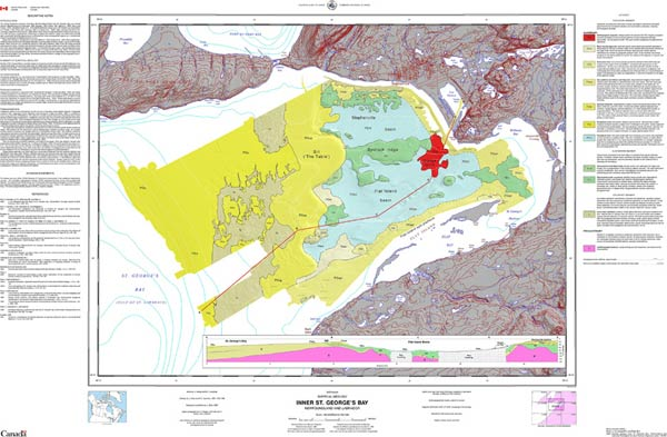 USGS OFR 20051428 The New Marine Map Standards For
