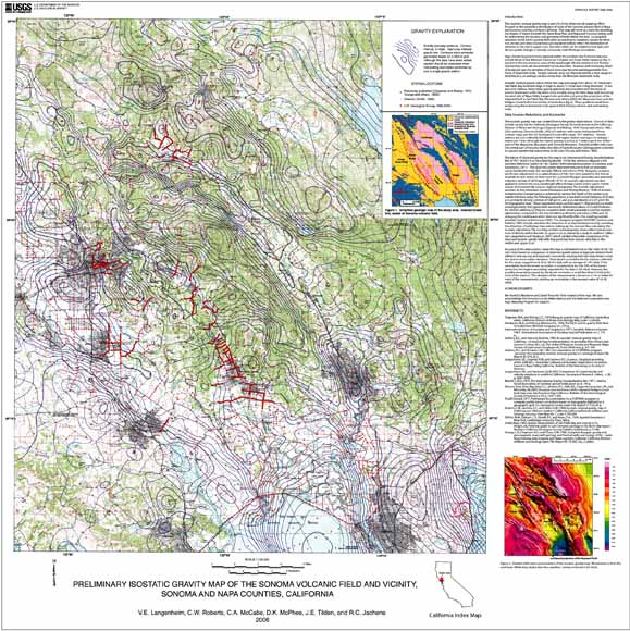 Reduced-size image of the entire map sheet