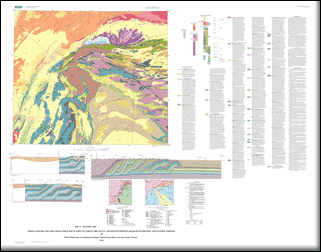 Geological map study
