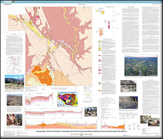 USGS Open-File Report 2014–1036: Geologic Map of the Gila Hot ...
