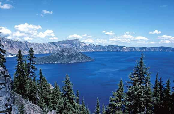Geologic Map Of Mount Mazama And Crater Lake Caldera Oregon - Us map crater lake