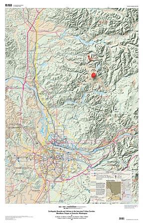 Earthquake Hazards And Lifelines In The Interstate 5 Urban Corridor