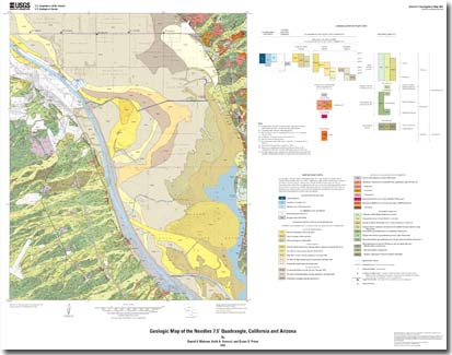 Geologic map of the needles 75 quadrangle california and arizona thumbnail of and link to map pdf 41 mb gumiabroncs Images