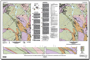 Usgs scientific investigations map 3295 bedrock geologic map of the the bedrock gumiabroncs Images