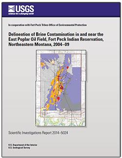 USGS Scientific Investigations Report 2014–5024: Delineation