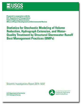 USGS Scientific Investigations Report 2014–5037: Statistics
