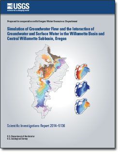 Simulation of groundwater flow and the interaction of groundwater simulation of groundwater flow and the interaction of groundwater and surface water in the willamette basin and central willamet fandeluxe Choice Image